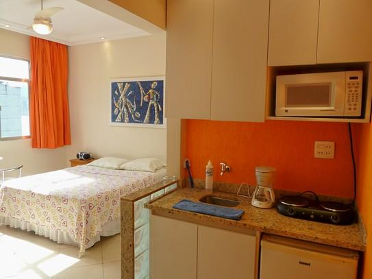 RioBeachRentals - Studio with Awesome Ocean Views! - Image 1 - Copacabana - rentals