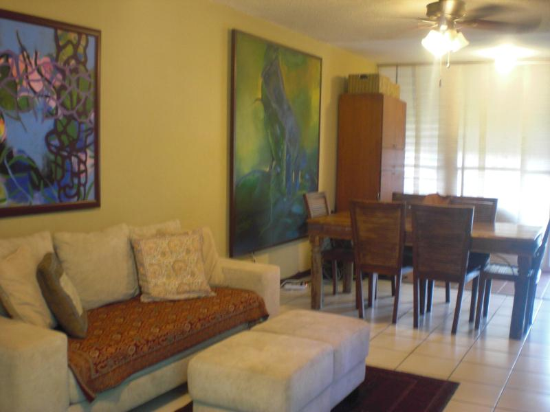 open living / dining room - Style and Comfort in the Heart of San Juan - San Juan - rentals