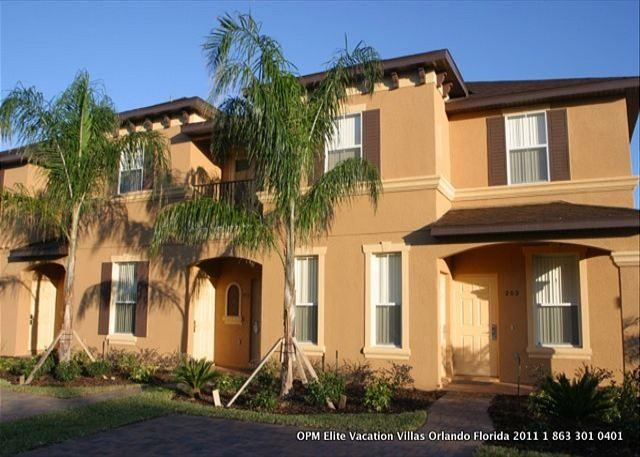 Upgraded Luxury Regal Palms Townhome Near Disney Orlando - Regal Palms Upgraded Luxury 3 Bed 2.5 Bath OP2234cl - Davenport - rentals