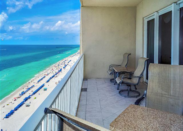 BEACHFRONT FOR 9! GREAT VIEWS & DECOR! ALL SEPT/OCT STAYS 20% OFF! - Image 1 - Panama City Beach - rentals