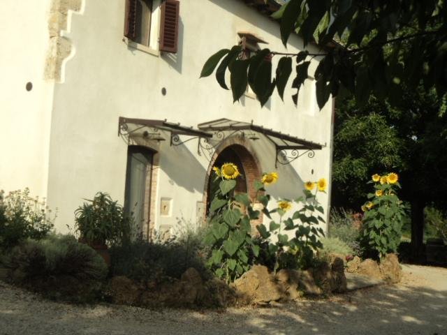 B&B in Tuscany, Farm house Polveraia - Holiday in Tuscany: B&b Polveraia - San Gimignano - rentals