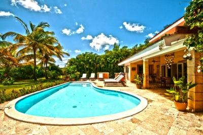 The Luxury Golf Villa at Punta Cana resort & club - Image 1 - Punta Cana - rentals