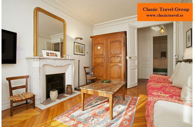 Gorgeous 2 bedroom apartment, best area in Paris ! - Image 1 - Paris - rentals