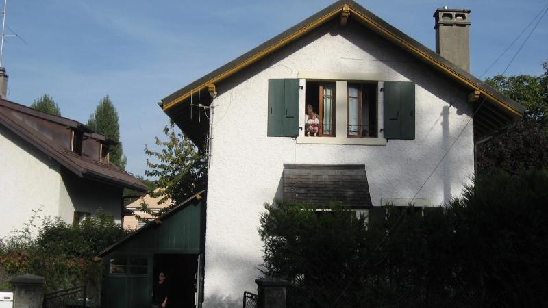 We hope you'll enjoy your stay here! - Delightful vacation rental just outside Geneva - Versoix - rentals