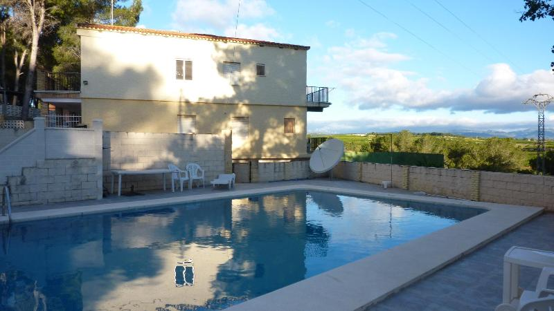 Beautiful location - Spacious house perfect for families and groups - Castellon de la Plana - rentals