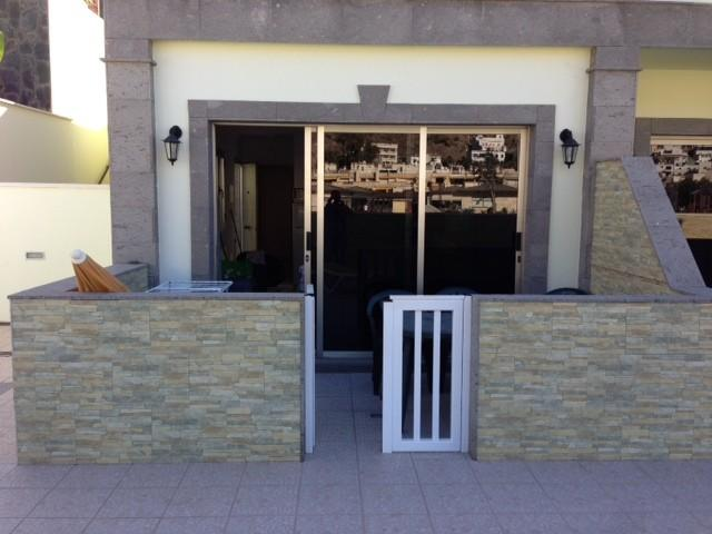 Terrace - Apartment for rent 100 meters from Playa de Mogan - Puerto de Mogan - rentals