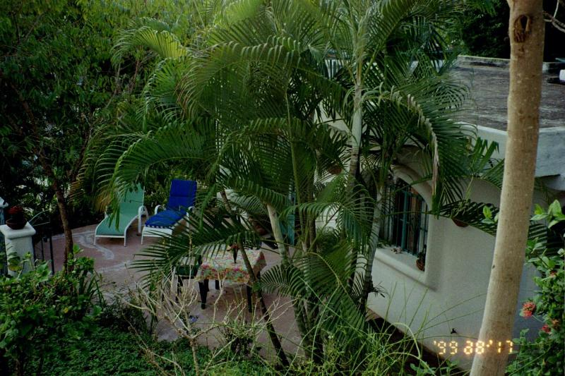The Casita welcomes you as you walk down the pathway - Privacy, Ocean, Tropical Jungle; it is Magic - Meade - rentals