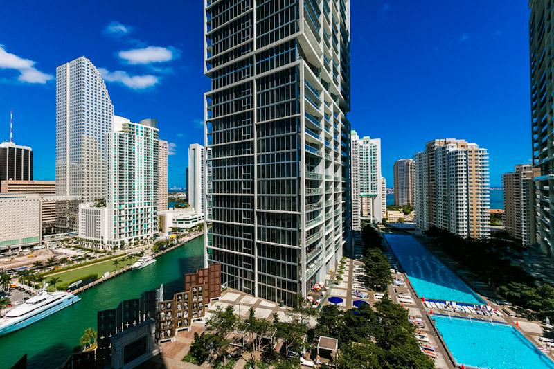 Chic 1 BR at Viceroy Brickell 2111 - Image 1 - Miami - rentals