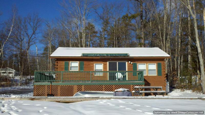 Cabin - Beautiful Lakeside Cabin - Lake Ossipee - Ossipee - rentals
