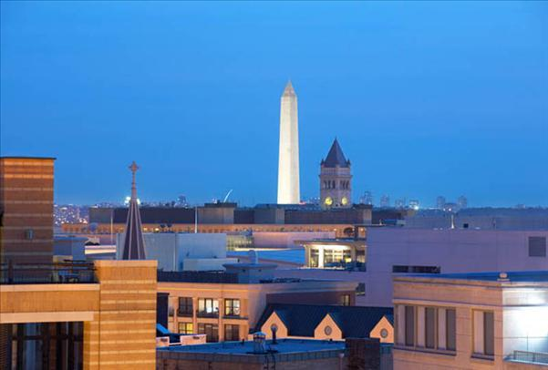 DC Views - Downtown DC, Walk to Big  Attractions Awesome Pool - Washington DC - rentals