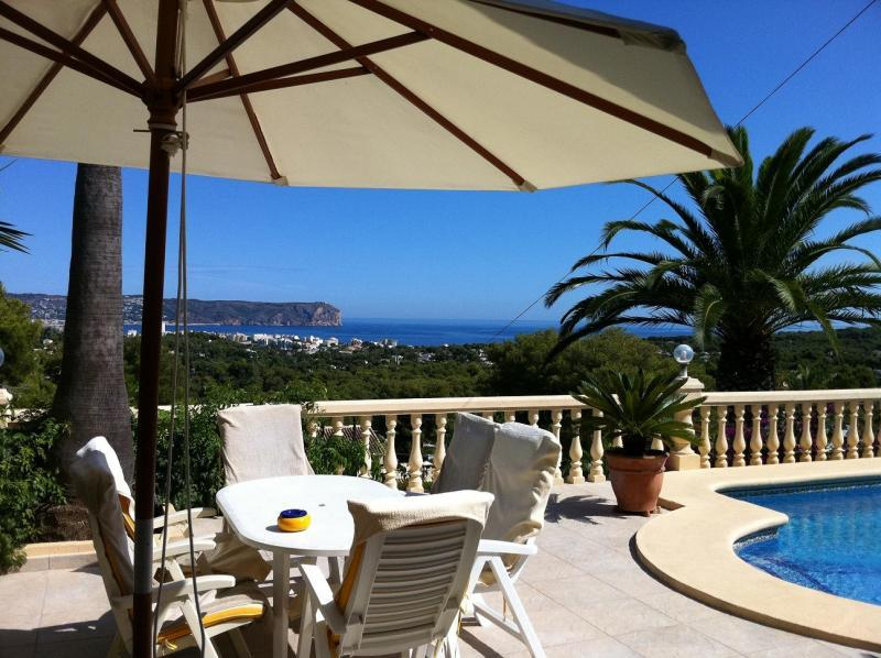 Rent a House Spain, Costa Blanca, Altea La Vella, pool golf sea beach dishwasher Dutch satellite TV - Rent-a-House-Spain, villa 8 pers. Javea (Xabia). - Javea - rentals