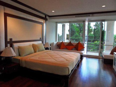Master Bedroom - Karon Luxury Apartment - Karon - rentals