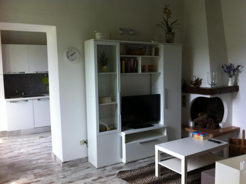 Beautiful apartment between mountains and rivers - Image 1 - Clusone - rentals