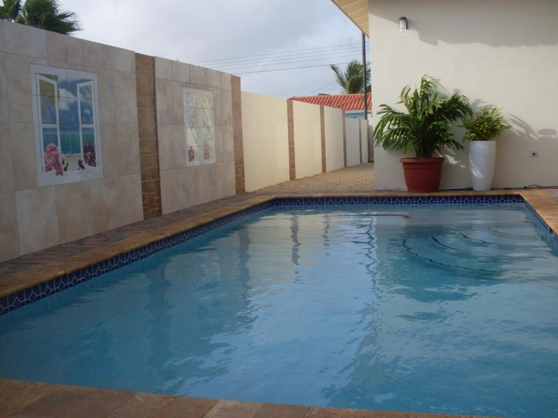 Villa Swiss Paradise; private pool with outdoor shower - Swiss Paradise Villas & suites -  up to 60 guests - Noord - rentals
