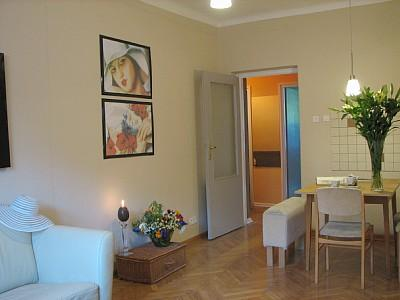 For 4 in a green neighbourhood in heart of Warsaw - Image 1 - Warsaw - rentals