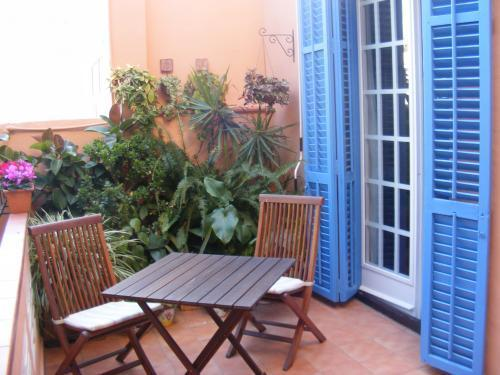Terrace - Apartment by the beach, Sitges, Barcelona - Sitges - rentals