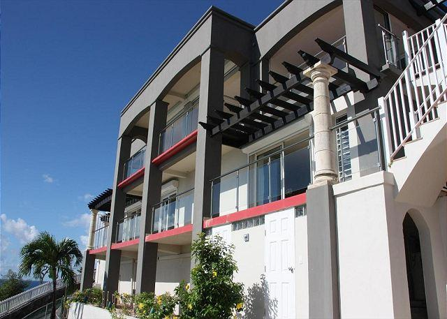 En'Sea - Fabulous 5 Bedroom Villa overlooking Great Bay Harbor! - Image 1 - Saint Martin-Sint Maarten - rentals