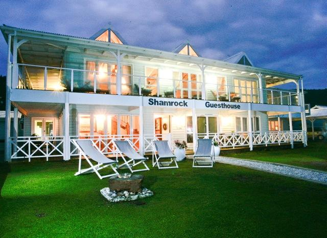 Shamrock Guesthouse will take your breath away.... - Image 1 - Glentana - rentals