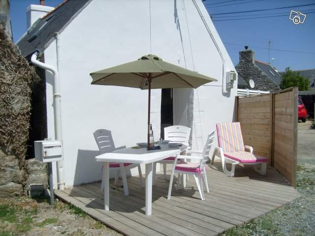 outside - fisherman's house 300 meters from the sea - Penmarch - rentals