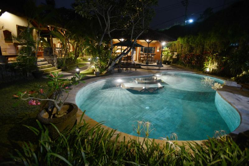 Bali Heaven - 4 Bedroom Villa with Private Pool - Image 1 - Kerobokan - rentals