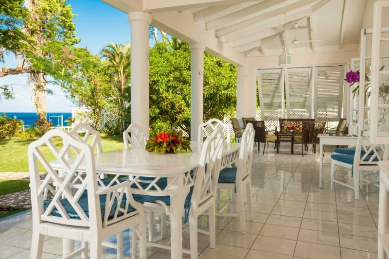 Wag Water Patio - Wag Water Villa - Savanna La Mar - rentals