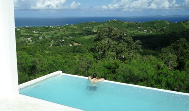 Privat Pool with a view - 360 Vieques - Romantic Hilltop Villa Private Pool - Vieques - rentals