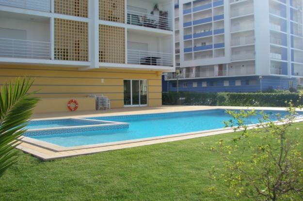 Pool - New 2 bedroom with pool to rent in Portimão - Algarve - Portimão - rentals