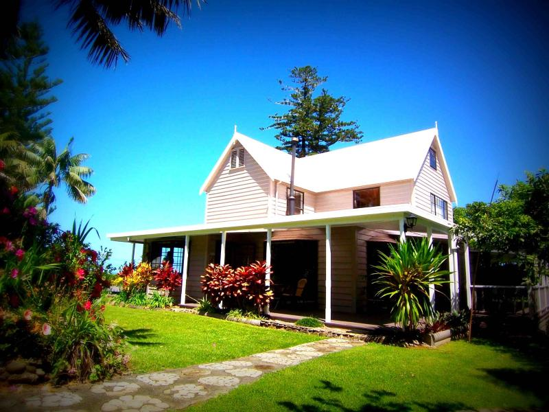 Welcome to Channers by the C - Norfolk Island House in Town with Ocean Views! - Norfolk Island - rentals