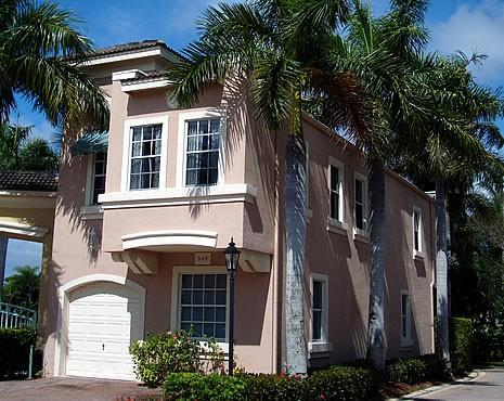 PGA National: PGA National Palm Beach Contemporary Mediterranean Single Family Home - Image 1 - Palm Beach Gardens - rentals