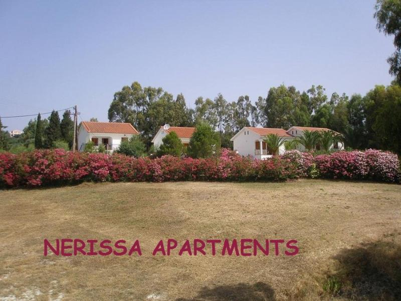 Nerissa apartments.Sea side view - Nerissa apartments No. 1 - Poros - rentals