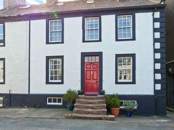 WOODLANDS, character features, open fire, pets welcome, games rooms, in Allonby Ref. 24871 - Image 1 - Allonby - rentals