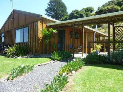 Aotea Lodge, Great Barrier: Two Bedroom - Image 1 - Great Barrier Island - rentals