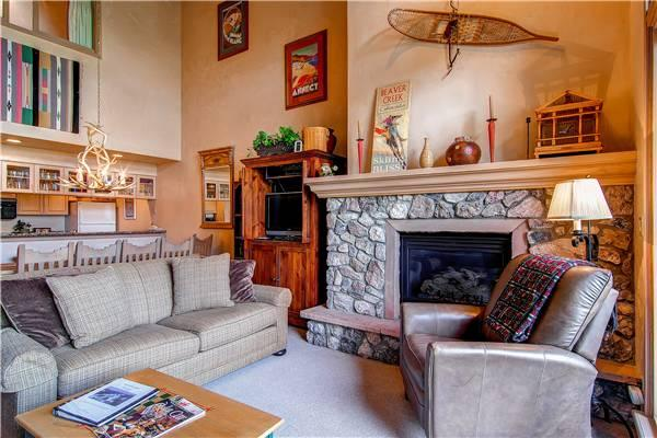 Borders Lodge - Upper 403 - Image 1 - Beaver Creek - rentals