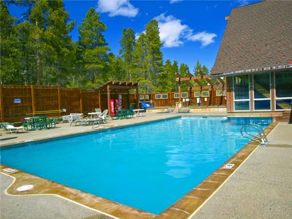 Upper Village Pool - CIM911 - Breckenridge - rentals