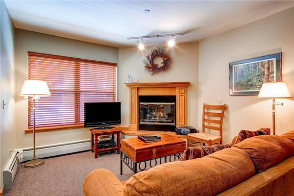 River Mountain Lodge #E215E - Image 1 - Breckenridge - rentals