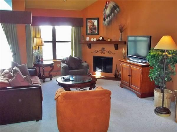 River Mountain Lodge #W402 - Image 1 - Breckenridge - rentals