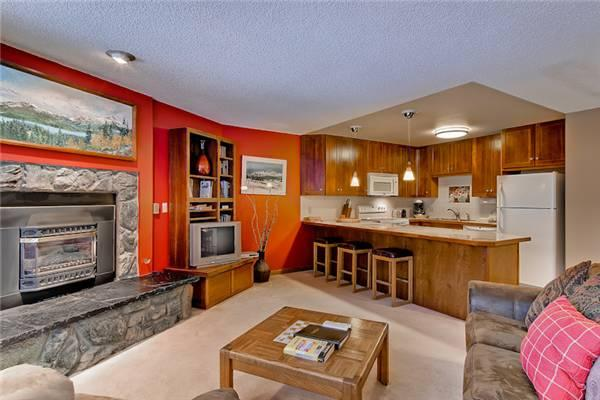Living Room - TID2A - Breckenridge - rentals