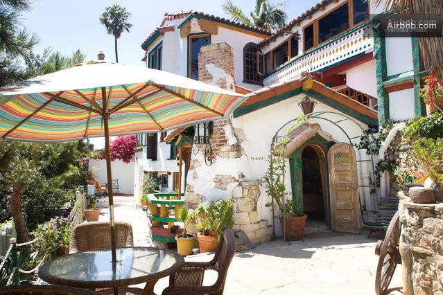 Mediterranean House by the Sea. - Image 1 - Topanga - rentals