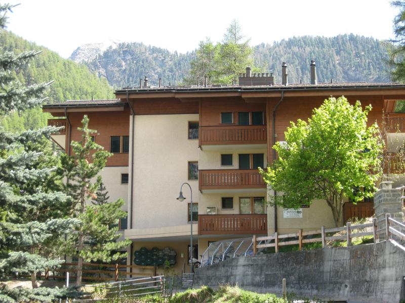 Holiday apartment Balma Zermatt - Image 1 - Zermatt - rentals