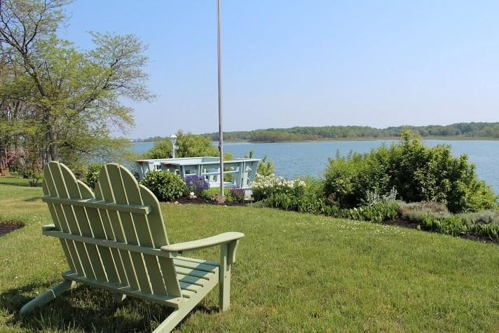 Picture yourself relaxing here - Waterfront North Fork Sunny Home - Southold - rentals