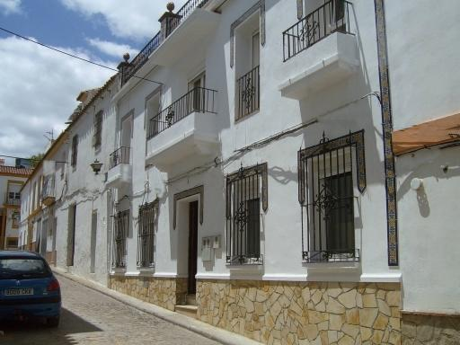 Front of the house - Antigua Fonda B&B - Alcalá de los Gazules - rentals