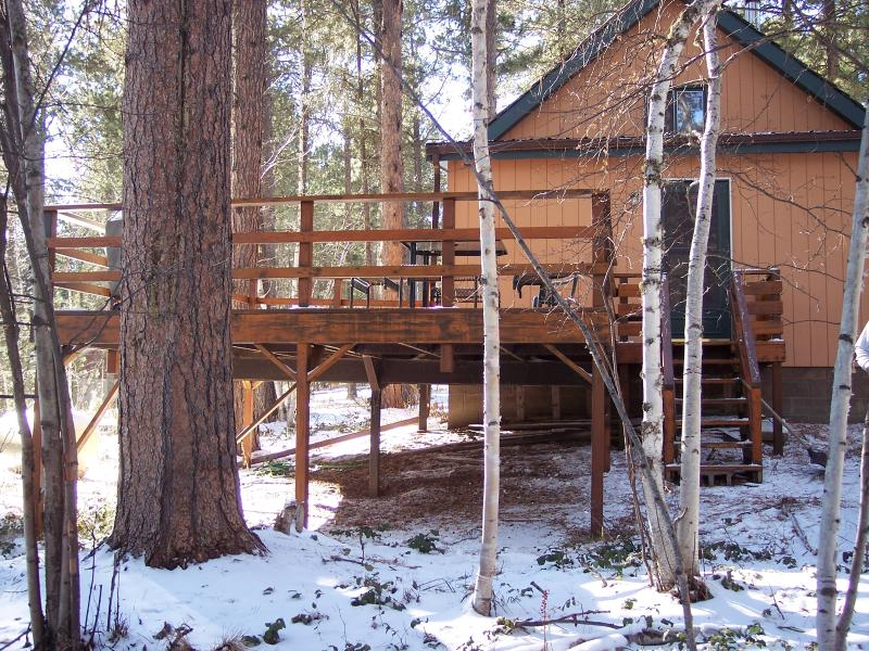 Black hill stuck away cabin - Image 1 - Lead - rentals