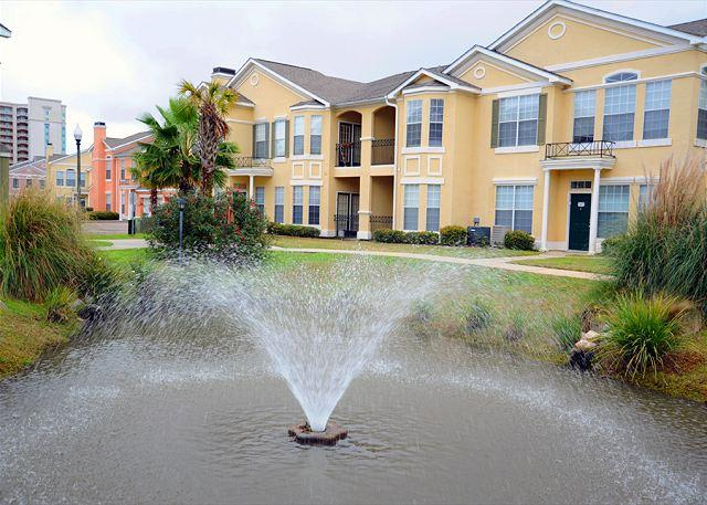 Legacy Villas - Beautiful 2Bd / 2Bth Ground Flr Single Garage Walking Dist to Beach LV-2002 - Gulfport - rentals