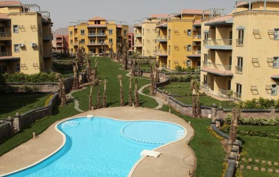 Pool - Beautiful Apartment in Nabq Center - Nabq - rentals