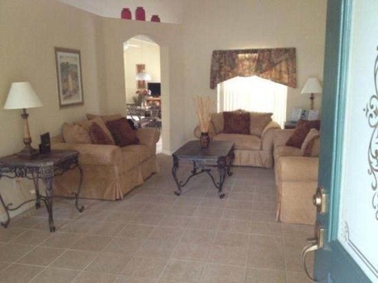 Interior View of Home - OT4P3434SHS 4 Bedroom Swallow Hill Street Near Adventure Theme Parks - Clermont - rentals