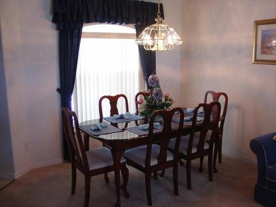 Formal Dining - OT4P3016SHC 4 Bedroom Villa in Clermont with Wonderful Spa - Clermont - rentals