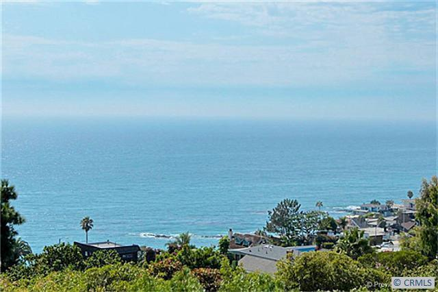 Beautiful view off our deck - Monthly Beach Cottage Rental - Laguna Beach, CA - Laguna Beach - rentals