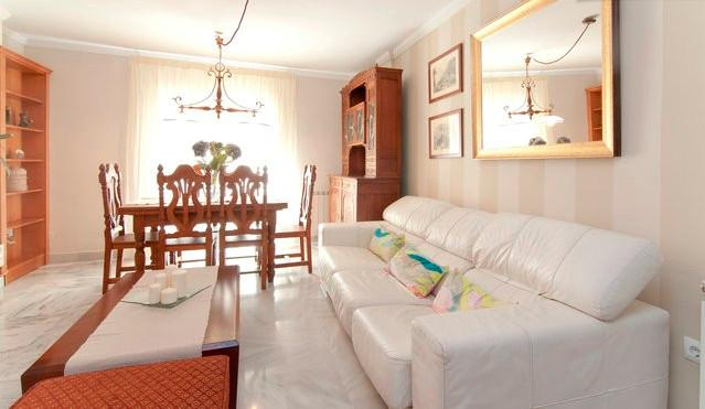 Living Room - EXCLUSIVE APARTMENT GREAT LOCATION - Malaga - rentals