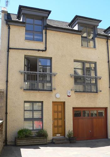 Townhouse - House by the Royal Mile -  Edinburgh City Centre - Edinburgh - rentals