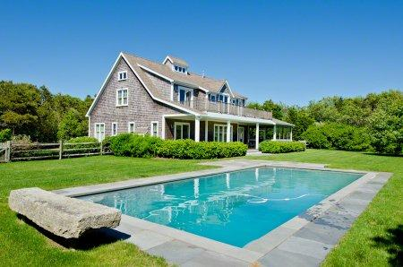 IDYLLIC KATAMA RETREAT WITH SALTWATER POOL - KAT JALB-06 - Image 1 - Edgartown - rentals